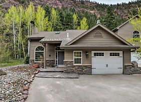 Beautiful Ouray Home W/ Mtn View, 1 Mi. To Town! photos Exterior
