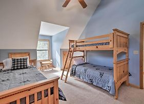 Peaceful Arnold Home With Hot Tub-Mins To Bear Valley photos Exterior
