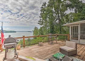 Gainesville Home On Lake Lanier With Private Dock! photos Exterior
