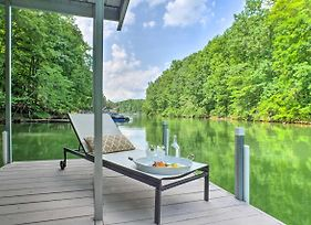 Resort-Style Tims Ford Lake Home - Steps To Dock! photos Exterior