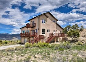 Large Salida Home With Mtn Views - 2 Mi To Downtown! photos Exterior