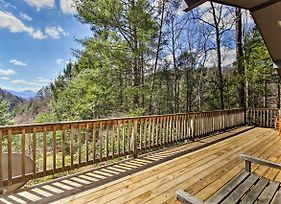 Secluded Mtn-View Cabin W/Deck-2 Mi To Gatlinburg! photos Exterior