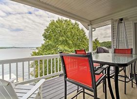 Townhouse With Shared Dock On Lake Of The Ozarks photos Exterior