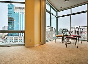 Charming High-Rise Condo In Downtown Boise! photos Exterior
