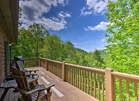 Secluded Lenoir Cabin 15 Mins To Blowing Rock photos Exterior