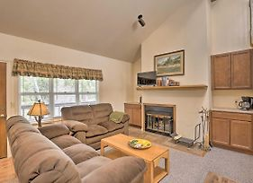 Grand Lake Condo With Fireplace, Walk To Water! photos Exterior