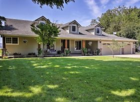 Mcminnville Wine Country Home W/ Hot Tub+Deck photos Exterior