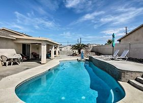 Lake Havasu City Home With Pool And Boat Parking! photos Exterior