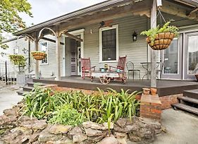Bywater Home W/ Garden Walk To French Quarter! photos Exterior