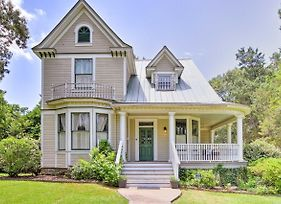 Historic Hot Springs Home- 15 Min Walk To Oaklawn! photos Exterior