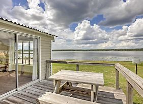 Silver Springs Cabin With Deck - Right On The Lake! photos Exterior