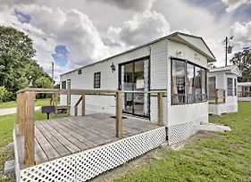 Silver Springs Cabin With Deck - Steps To The Lake! photos Exterior