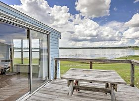 Lakefront Silver Springs Cabin With Deck And Grill! photos Exterior