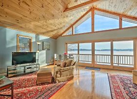 Lake House With Deck And Views, Mins To Jiminy Peak! photos Exterior