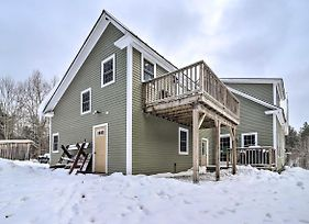 Cozy Apt W/Deck -20 Mins To Stowe Mtn Resort! photos Exterior