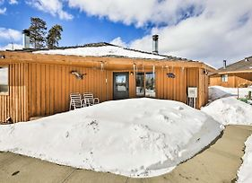 Grand Lake Cottage With Pool Access Near Skiing! photos Exterior