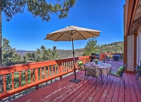 Running Springs Cabin W/ Deck & Mtn. Views! photos Exterior