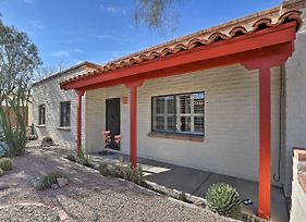 Bright Tucson Home With Patio By Rillito River Path! photos Exterior