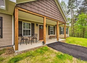 Dahlonega Home With Yard Near Hiking And Downtown photos Exterior