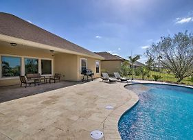 South Padre Home W/ Saltwater Pool Near Golf! photos Exterior