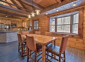 Pocono Lake Cabin With Deck And Community Amenities! photos Exterior