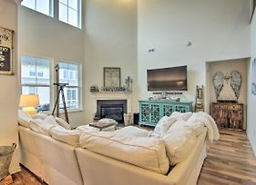 Luxe Townhome With Patio, Bus To Bethany Beach photos Exterior