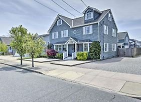 Lavallette House W/ Fenced Yard & Gas Grill! photos Exterior