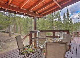 New-Rapid City Cabin In Black Hills - 3 Mi To Lake photos Exterior