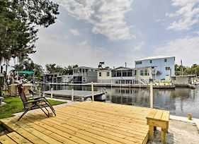 Homosassa Riverfront Home W/Boat Ramp+Docking photos Exterior