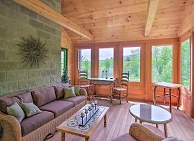 Home With Fire Pit, 10Min To Attitash Mtn Resort photos Exterior