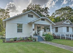Remodeled Downtown Hot Springs Home W/Porch! photos Exterior
