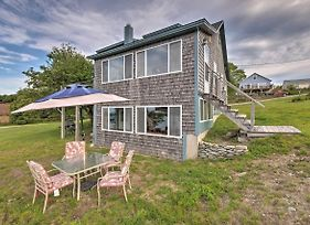 Waterfront Cottage - 17 Mi To Acadia Ntnl Pk! photos Exterior