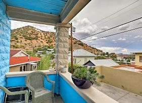 'St Patrick' Apartment In The Heart Of Bisbee photos Exterior