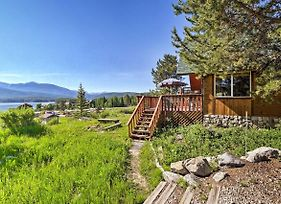 Grand Lake Cabin With Fire Pit- 3 Mi To Rocky Mtn Np! photos Exterior
