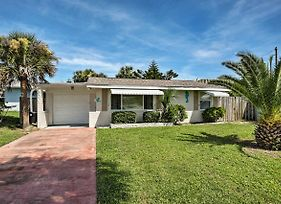 Ormond Beach Bungalow With Patio And Sun Room! photos Exterior