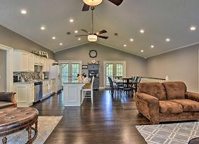 Hot Springs Home On Lake W/Private Boat Dock! photos Exterior