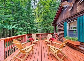 New-Private Wilmington Cabin Mins To Skiing & Town photos Exterior