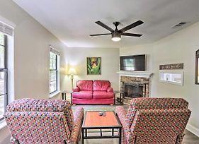 Charming Tallahassee Townhouse, 3.5 Mi To Fsu photos Exterior