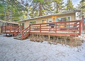Cozy Home With Yard, Deck And Bbq - Walk To Lake Tahoe! photos Exterior