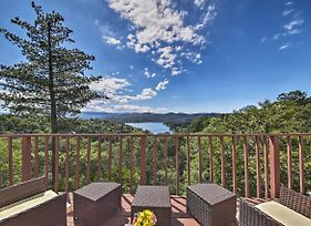 Majestic Pet-Friendly Cabin With Views And Large Deck! photos Exterior