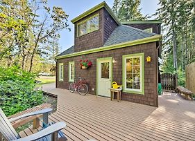 Port Townsend Cottage Mins From Wineries+Golf photos Exterior