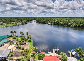 Homosassa River Home With Private Boat Ramp And Kayaks photos Exterior