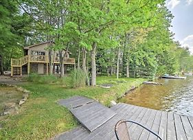 North Arrowhead Lake House With Deck And Grill! photos Exterior