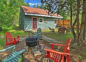 Ridgway 'Creekside Cottage' - Near Hot Springs! photos Exterior