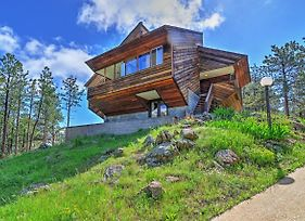 Luxe Boulder 'Barrett House' On Mtn Peak With Hot Tub photos Exterior