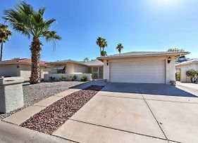 Sun Lakes House With Patio On Cottonwood Golf Course! photos Exterior