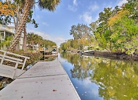Canal Front Home With Dock And Access To Crystal River photos Exterior