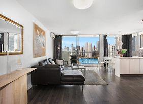 Sweeping Views Of Surfers Paradise And Chevron Island photos Exterior