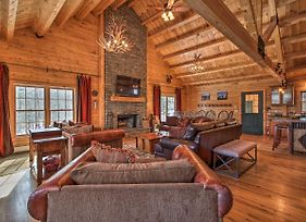 Cabin With Climbing Wall And Game Room, 5 Mi To Mt Snow photos Exterior