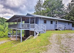 Private Pet-Friendly Castlewood Cabin With Pond Views photos Exterior